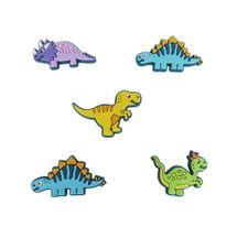 aplique-de-silicone-dinossauros