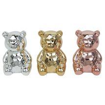 urso-de-porcelana-cromado